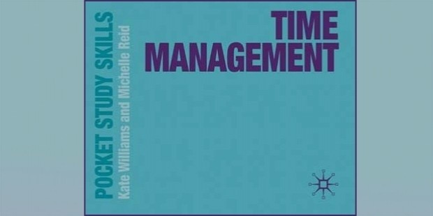 kate wiliams time management book
