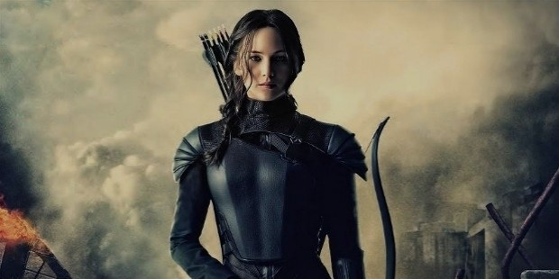 katniss everdeen the hunger games franchise