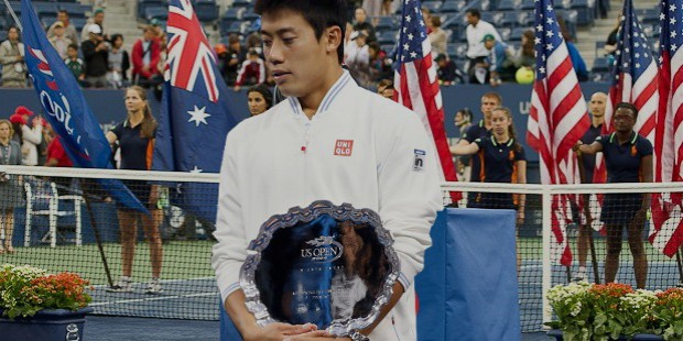 kei nishikori awards