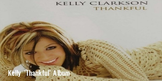 kelly thankful album