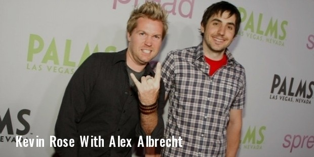 kevin rose and alex albrecht