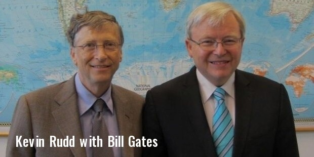 kevin rudd bill gates