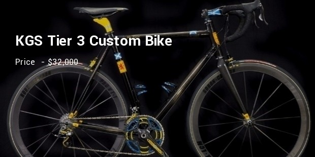 kgs tier 3 custom bike