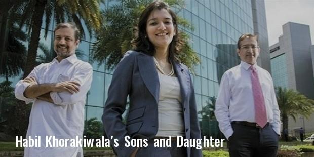 khorakiwala family