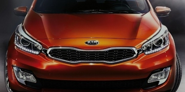 kia motors tiger nose design