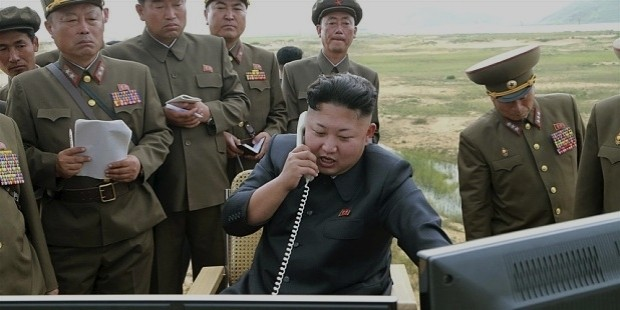 kim jong telephone