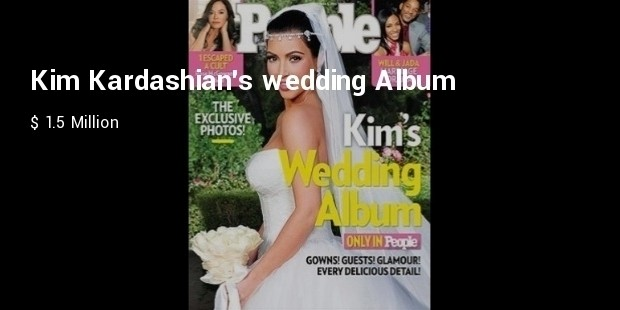 kim kardashians wedding on peoples magazine cover