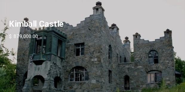 kimball castle
