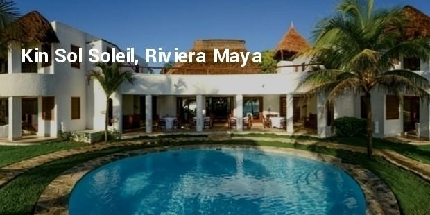 kin sol soleil, riviera maya