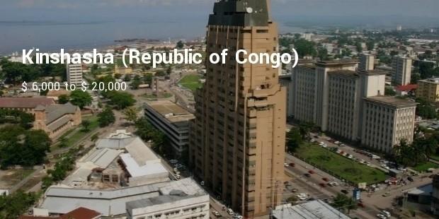 kinshasha  republic of congo