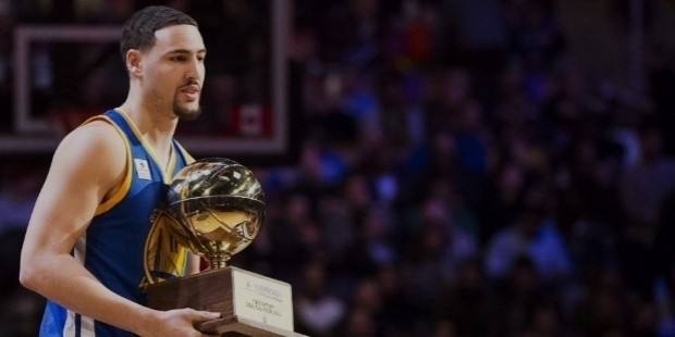 klay thompson awards