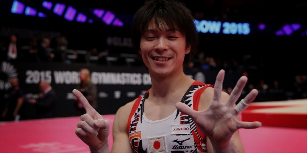 kohei 6th champ