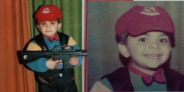 kohli childhood