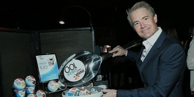 kyle maclachlan likes his yoplait 100