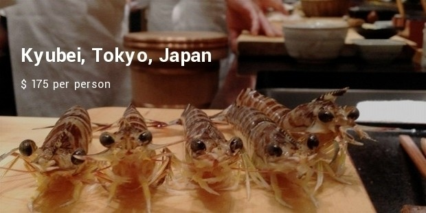 kyubei  tokyo, japan