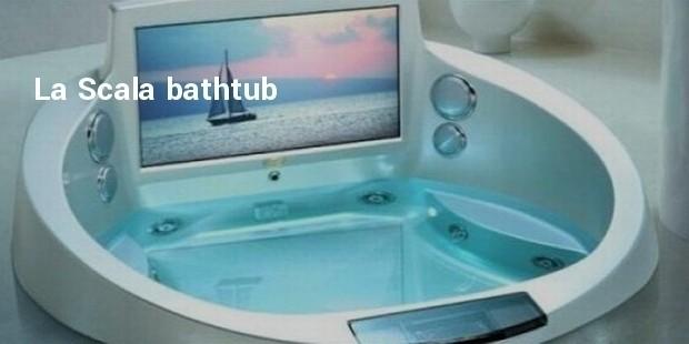 la scala bathtub