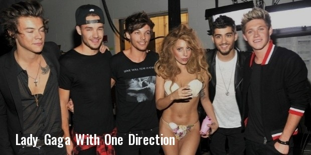 lady gaga one direction 177696987