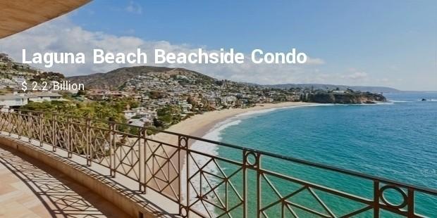 laguna beach beachside condo