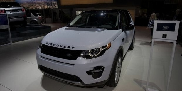 land rover discovery sport upgrade