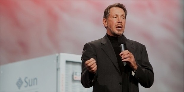 larry ellison salary