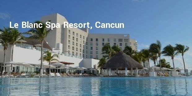 le blanc spa resort, cancun
