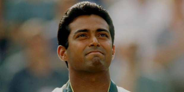leander paes young