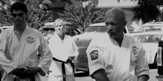 learn martial arts