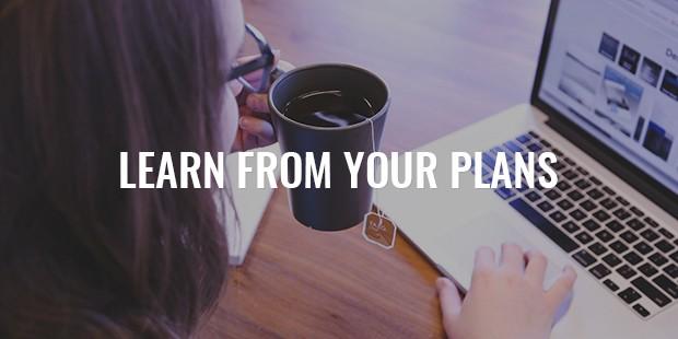 learnfromyourplans