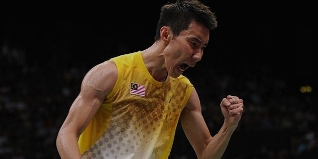 lee chong wei successstory