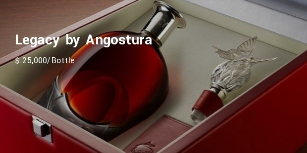 legacy by angostura