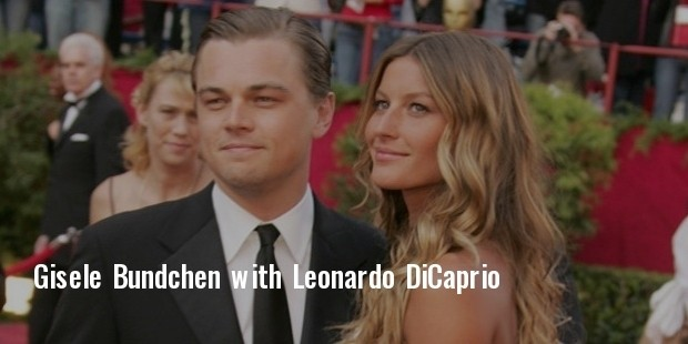 leonardo dicaprio and gisele bundchen 141668