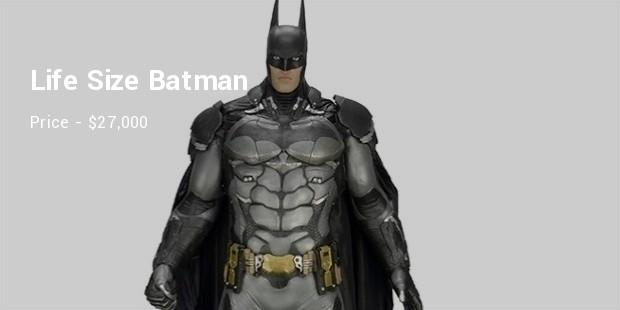 life size batman