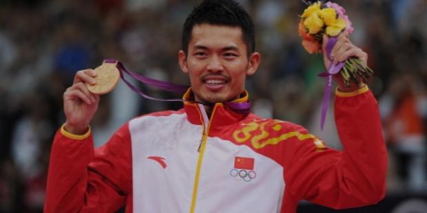 lin dan gold medal in olympics