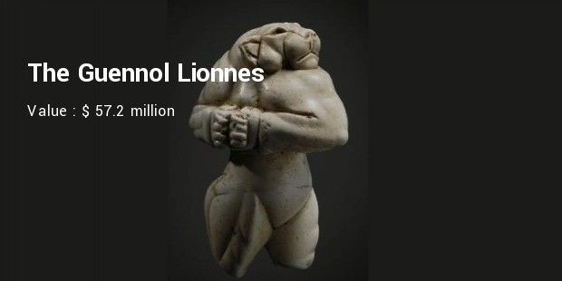 The Guennol Lionnes