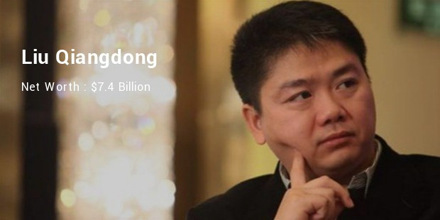 Liu Qiangdong Net Worth