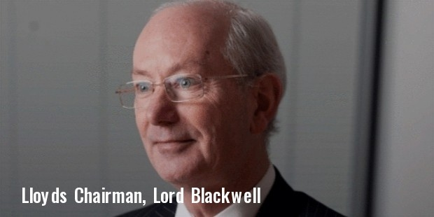 lord blackwell