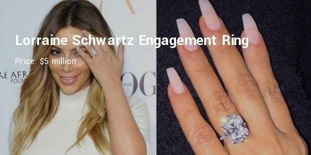 lorraine schwartz engagement ring