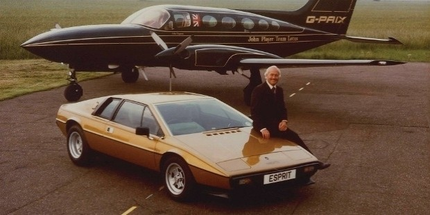 lotus cars founder colin chapman