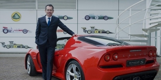 lotus ceo jean marc gales