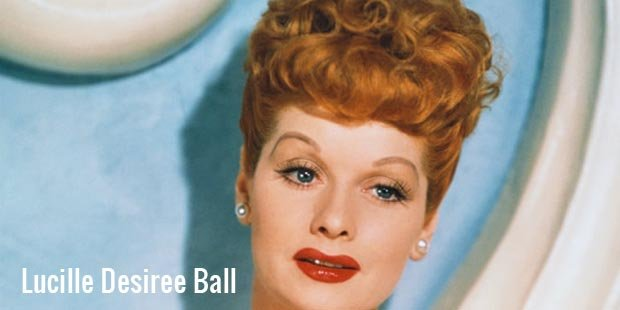 lucille ball bio facts networth family auto home
