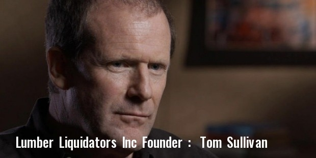 lumber liquidators inc tom sullivan