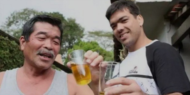 lyoto machida weird habit