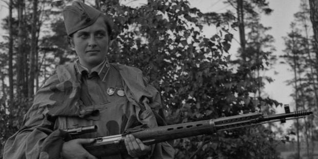 lyudmila pavlichenko sniper skills