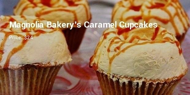 magnolia bakerys caramel cupcakes