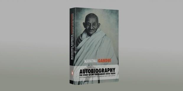 mahtma gandhi autobiography