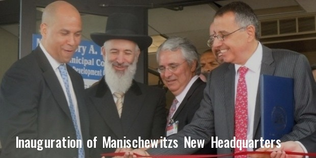 manischewitz s new corporate headquarters in newark