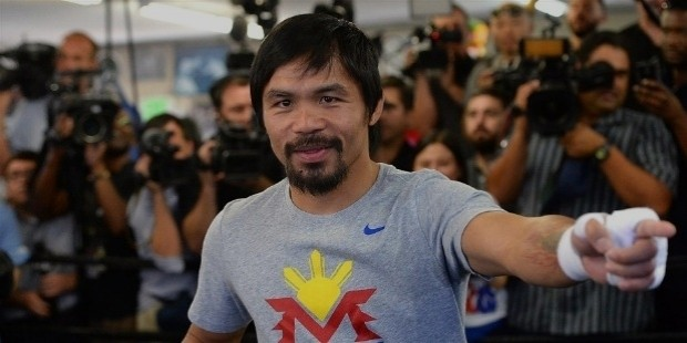 manny pacquiao leader