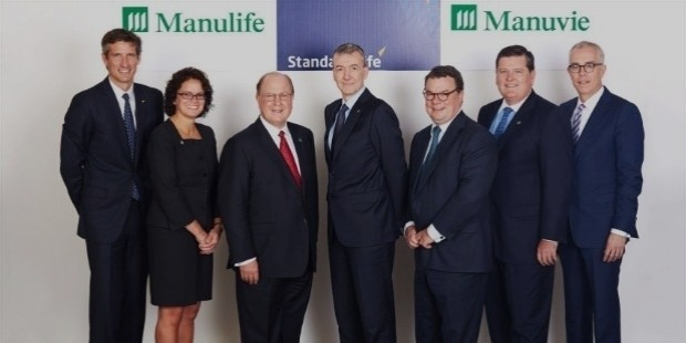 manulife and standard life gather in montreal