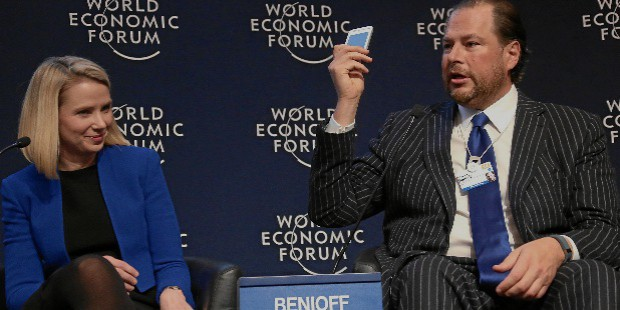 marc benioff world economic forum