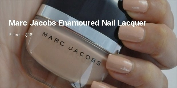 marc jacobs nail enamored 104 funny girl